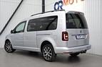 Volkswagen Caddy Maxi Life 2.0 TDI 4Motion 7-sits D-Värme