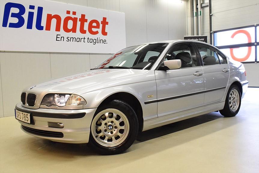 BMW 320 IA Drag Aut Multiratt