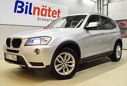 BMW X3 2.0 d XDRIVE Aut Drag El-Lucka