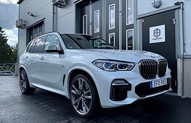 BMW X5 M50d Fullutrustad 400hk Euro6