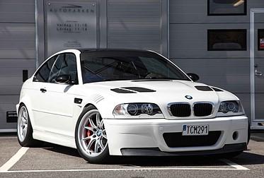 BMW M3 Coupé E46 ESS CFR 550 Kompressor kit 572HK