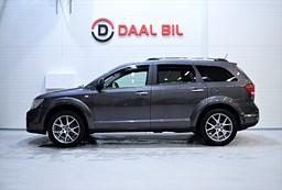 Fiat Freemont 3.6 AWD 280HK 7SITS DVD NAVI BACKKAM