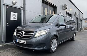 Mercedes V 220 d 7G-Tronic Plus Euro 6 7-sits 163hk
