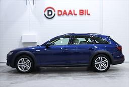 Audi A4 ALLROAD QUATTRO 2.0 TFSI 252HK DRAG NAV B&O® COCKPIT