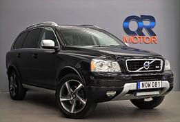 Volvo XC90 D5 AWD / R-Design / 7-sits/ Taklucka / Auto 200hk