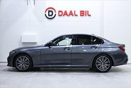 BMW 320D XDRIVE 190HK M-SPORT DRAG NAVI HIFI KAMERA SERVAD