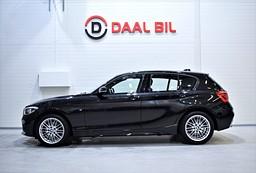 BMW 120D 190HK X-DRIVE 5D M-SPORT NAVI EURO 6
