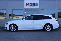 Audi A6 Avant 2.0 TDI ultra 190hk S Line Drag 0kr kontant möjligt
