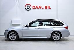 BMW 320D XDRIVE M-SPORT 190HK D-VÄRM NAVI DRAG FULLSERV.BMW