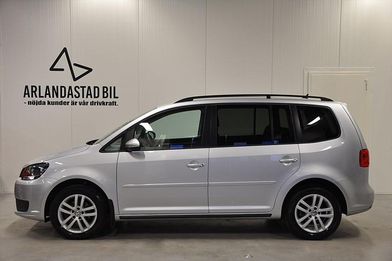 VW Touran TDI 105hk Aut