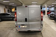 Renault Trafic 2.0 dCi 115hk L2H1 2x Skjutdörrar D-Värmare Navi Drag