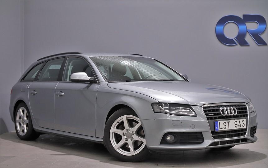 Audi A4 2.0 TDI Avant quattro Fjärr-Värme (170hk)