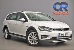 Volkswagen Golf Alltrack 2.0 TDI 4M Premium D-värmare 184hk