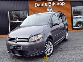 VW TOURAN 1,4 TSI 140HK 7-Sits Navigation