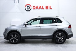 VW Tiguan TDI 4M EXECUTIVE 190HK COCKPIT P-VÄRM NAVI