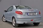Peugeot 206 1.6 CC (109hk)