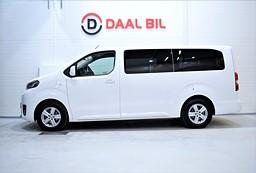 Toyota Proace 2.0 D-4D 9-SITS 360MIL! MOMS HEADUP NAVI