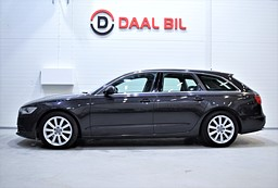 Audi A6 2.0TDI 190HK ULTRA ALCANTARA DRAG NY.SERV PDC