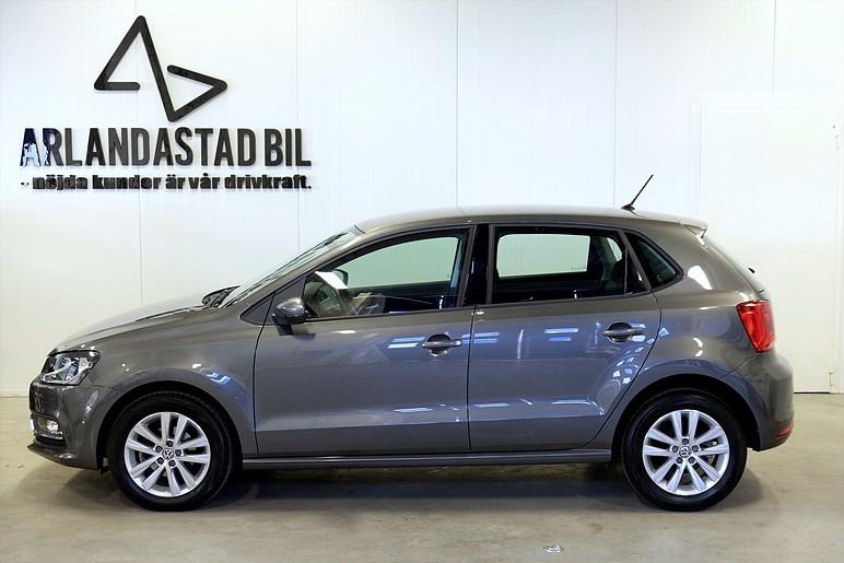 Volkswagen Polo TSI