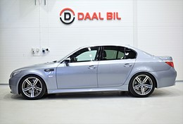 BMW M5 5.0 V10 507HK TAKLUCK HEADS-UP SE.UTR