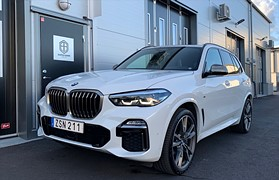 BMW X5 M50d Innovation Euro6 400hk