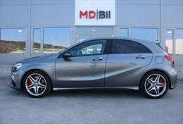 Mercedes-Benz AMG A45 4Matic 381hk Panorama 0kr kontant möjligt