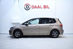 Volkswagen GOLF SPORTSVAN 1.2 TSI 110HK STYLE FULL.SERV NAVI