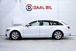 Audi A6 2.0 PROLINE 177HK DRAGKROK M-VÄRM FULLSERV.AUDI