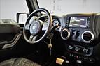 Jeep Wrangler Sahara 3.8 199hk A KAHN DEISGN
