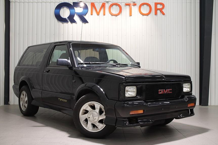 GMC TYPHOON  Turbo 4.3 V6 AWD 284hk