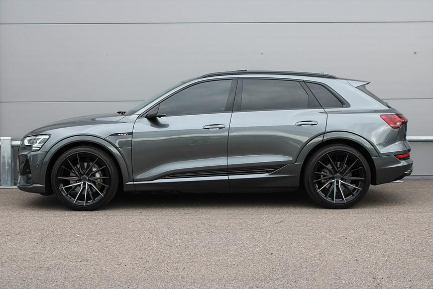 "Audi e-tron 55 quattro S Line Vossen 22"" Momsbil Se.spec!"