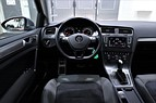 VW Golf ALLTRACK 2.0 184HK 4MOTION DRAG KAMERA SERV