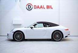 Porsche 911 CARRERA S CAB PDK 420HK SPORT CHRONO SE.UTR!!