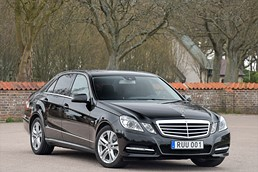 Mercedes-Benz E 350 CDI 4MATIC