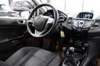 Ford Fiesta 5-dörrar 1.6 TDCi Titanium 95hk