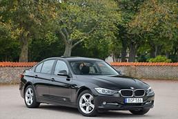 BMW 320d sedan Sport Line | Värmare