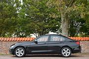 BMW 320d sedan Sport Line   Värmare