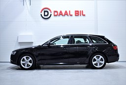 Audi A4 1.8 QUATTRO 170HK PROLINE SKINN DRAG