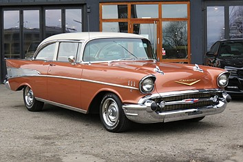 Chevrolet Bel Air 2 Dörrar