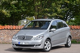 Mercedes-Benz B 200 / 6390mil