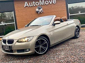 BMW 325d Convertible Automat Dynamic 197hk