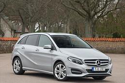 Mercedes-Benz B 180 CDI Aut SE Edition