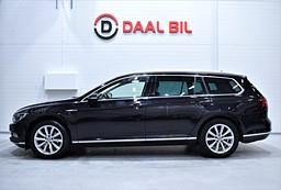 VW PASSAT 2.0 190HK 4MOTION D-VÄRM ALCANTARA