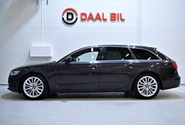 Audi A6 2.0TDI 177HK ALCANTARA DRAG FULLSERV.AUDI