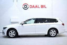 Volkswagen Passat 1.4 150HK BACKKAM APPLE CARPLAY KEYLESS