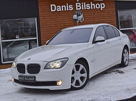 BMW 730d 245hk Head-up