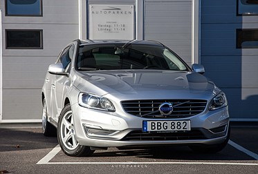 Volvo V60 D4 Momentum Business 181Hk VOC