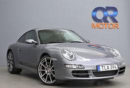 Porsche 911/997 Carrera 3.6 Coupé (325hk)