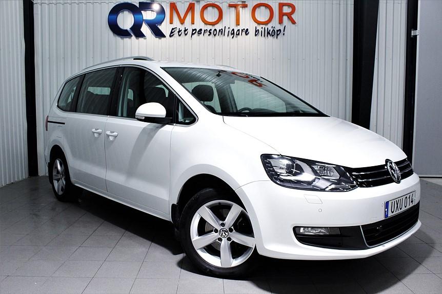 Volkswagen Sharan 2.0 TDI 4M Premium 7-sits 140hk