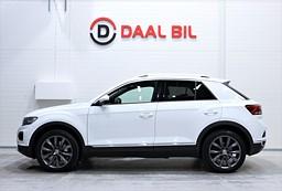VW T-Roc 2.0 TSI 4MOTION 190HK GT VÄRMARE DRAG SE.UTR